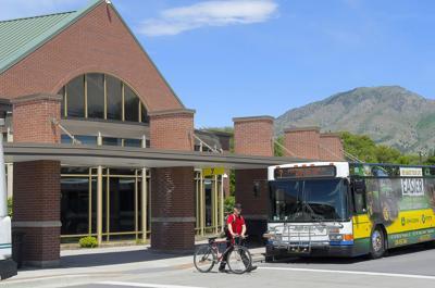CVTD bus
