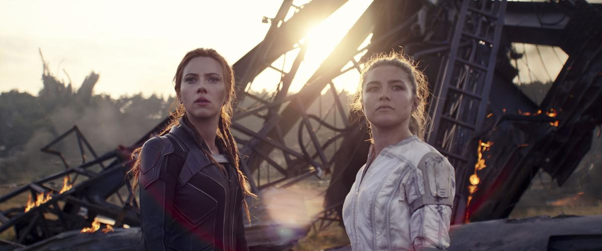'Black Widow' eschews end-of-the-world stakes, focuses on character