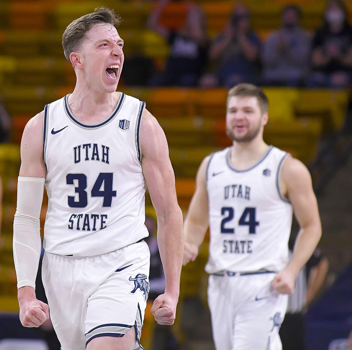 Nevada Utah St Basketball MAIN