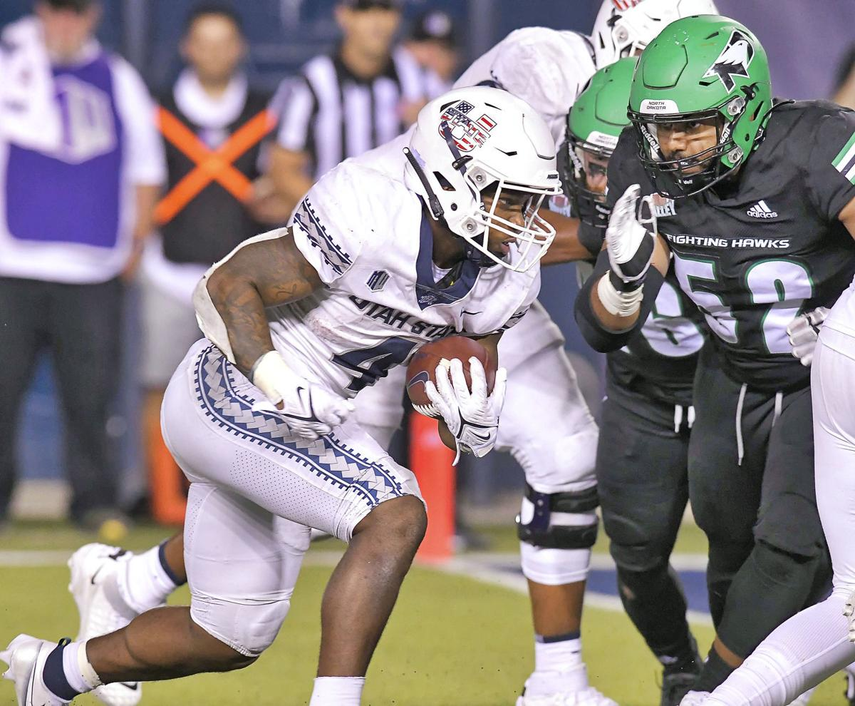 USU football: Aggies have excelled in 4th-down situations so far