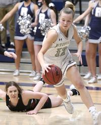 Prep girls hoops: Riverhawks moving on in playoffs