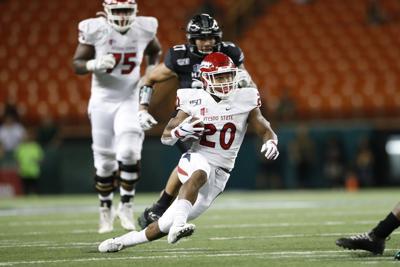 Fresno St Hawaii Football