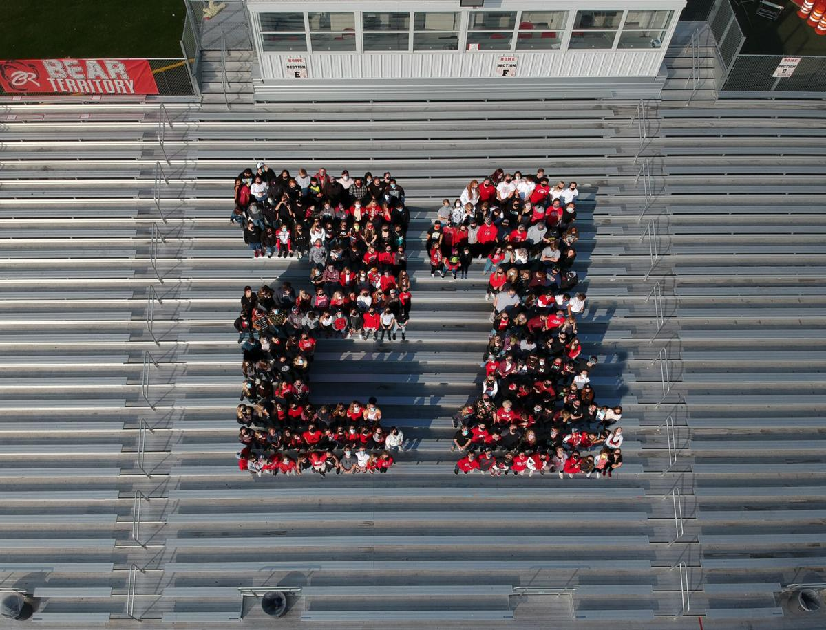 Class of 2021 group pic