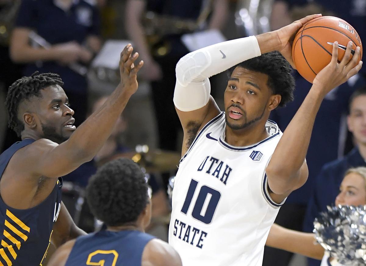 N Carolina A T Utah St Basketball MAIN