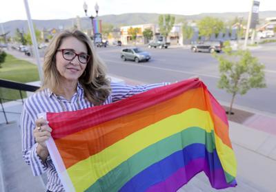 Utah Pride Flags