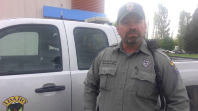 Idaho Fish & Game officers serve warrants at two Franklin County