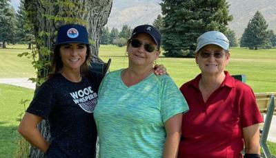 Rachel Tarbet, Leslie Talbot, & Polly Dahlke