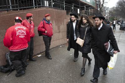 Hanukkah Stabbings