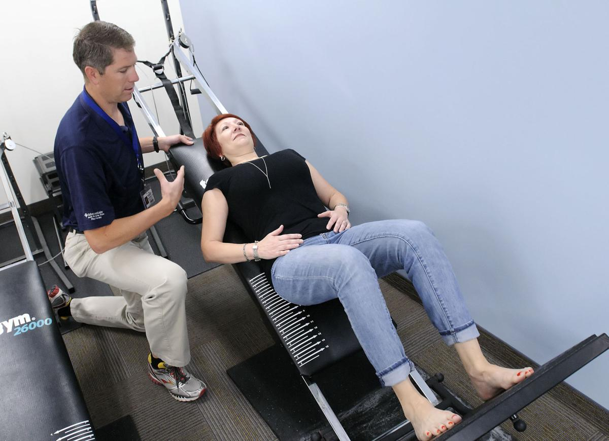 physical therapy spotlight