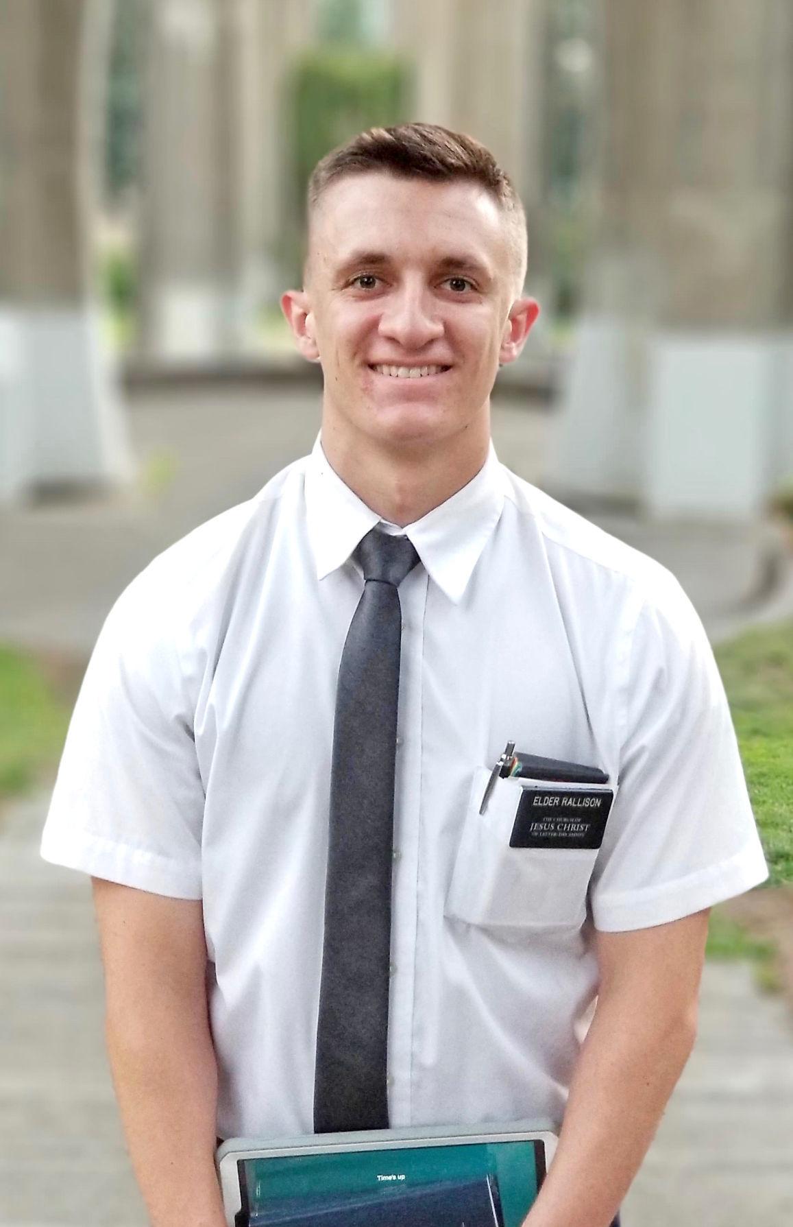 Elder Matthew Rallison