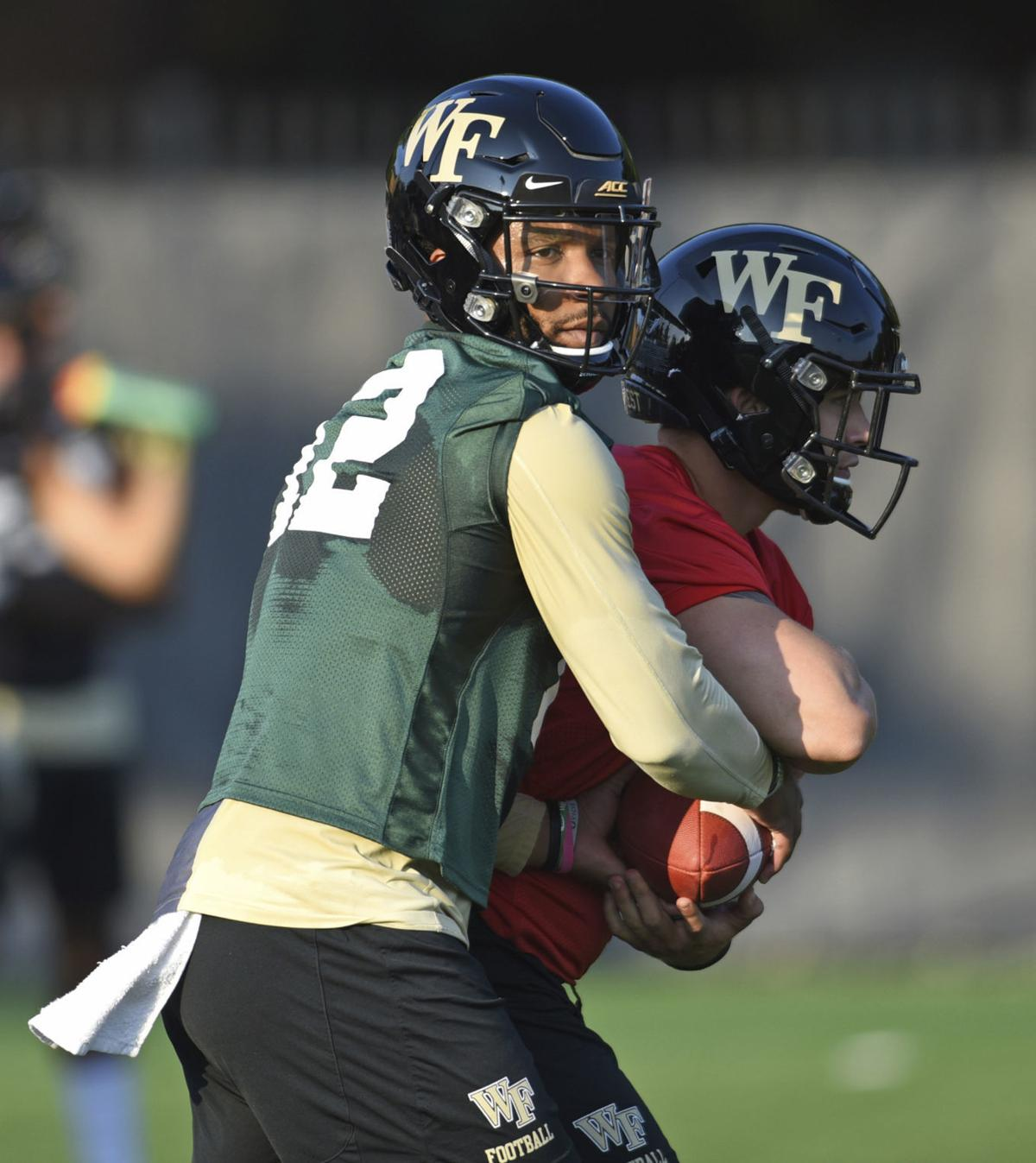 Wake Forest Preview Football