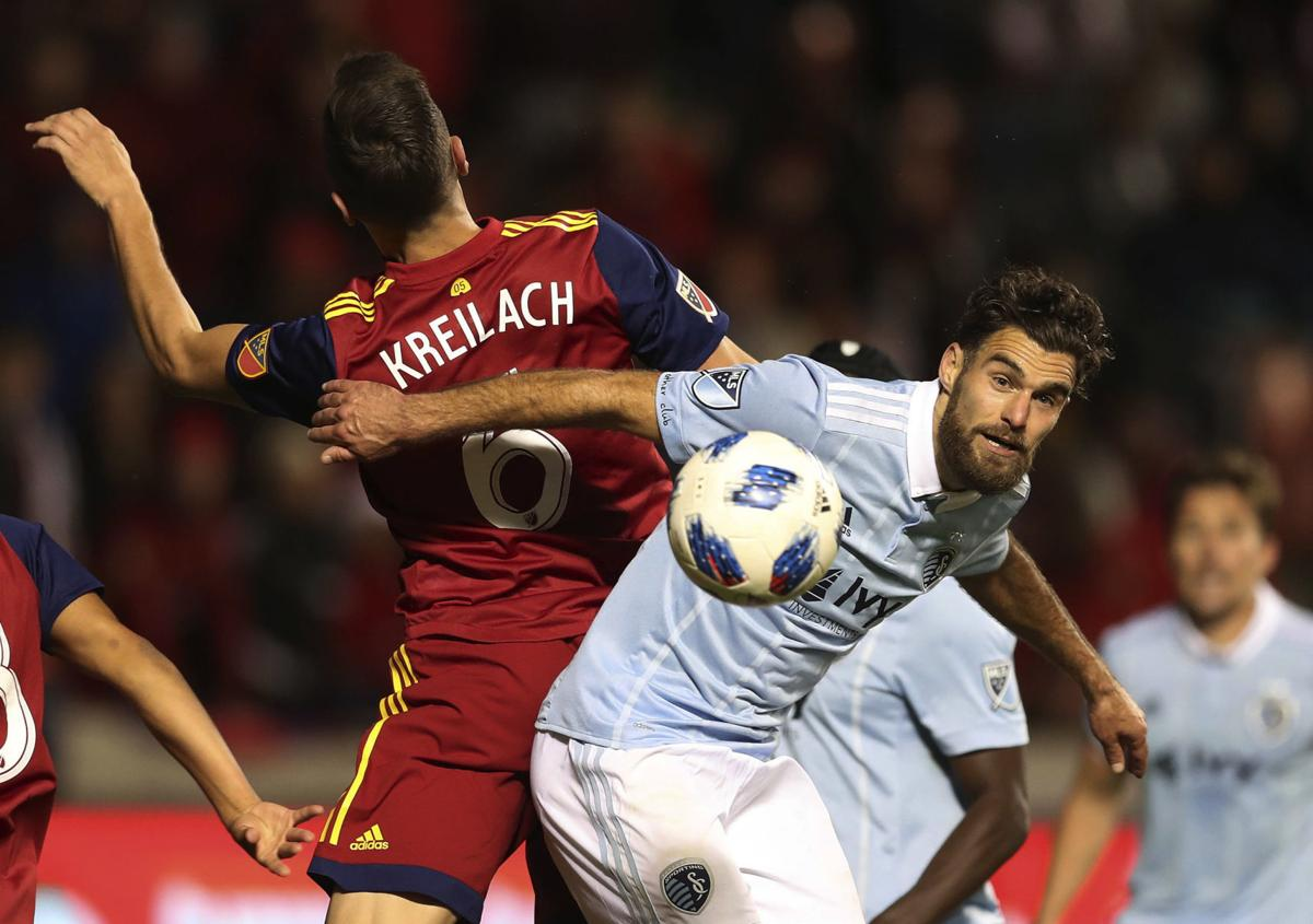 2nd-half sub Rubio scores, Sporting KC play RSL to 1-1 draw
