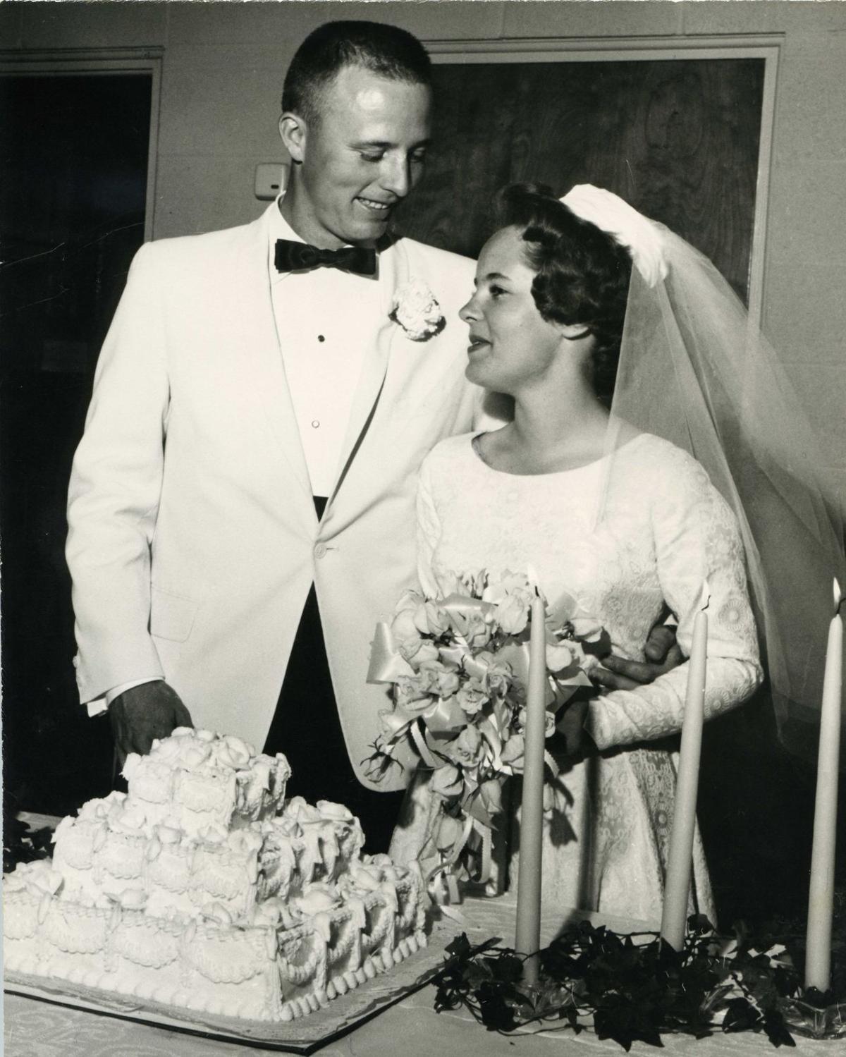 Wagstaff wedding