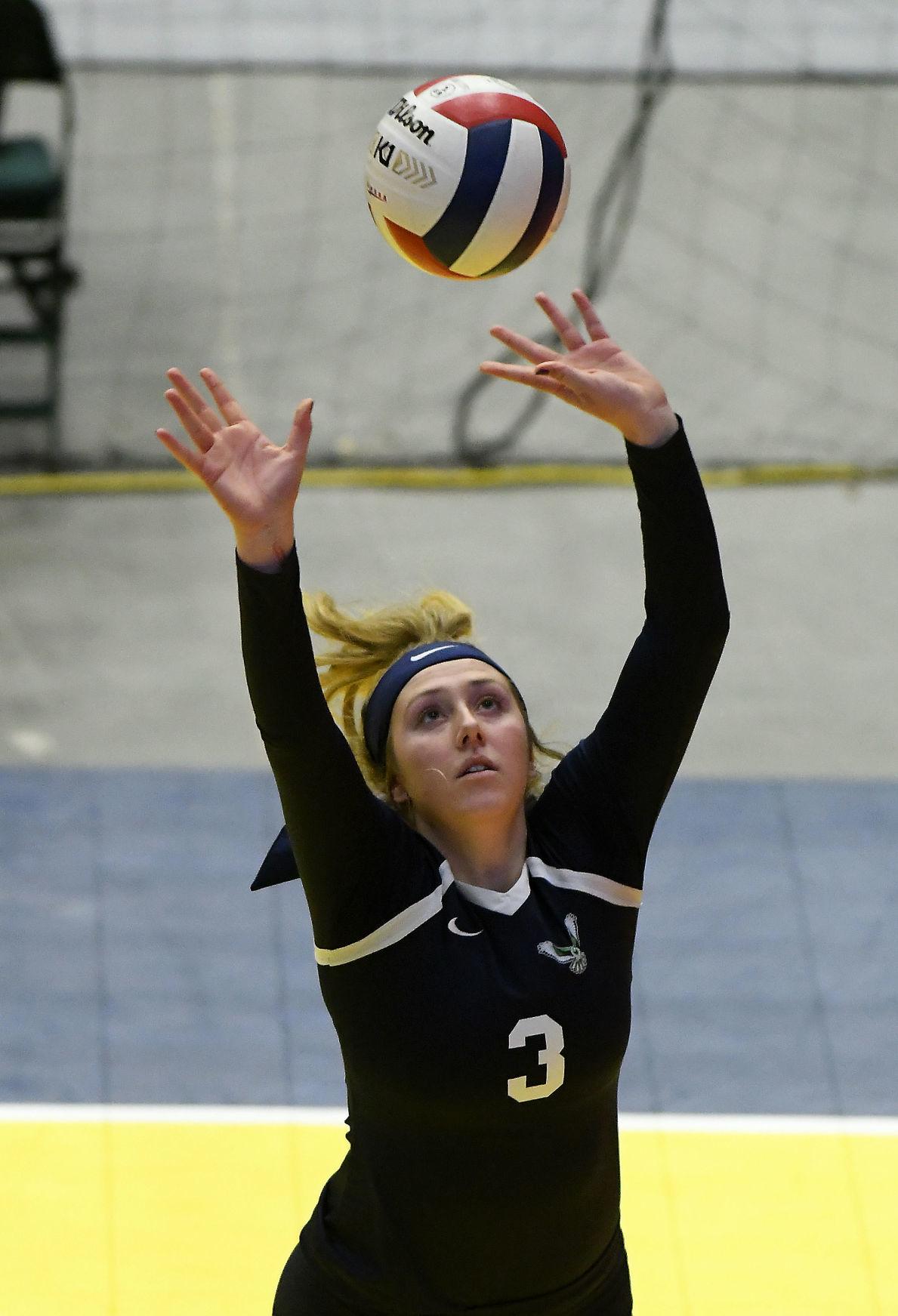State Volleyball Tournament Ridgeline