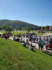 3rd Annual Suicide Walk took place last Saturday