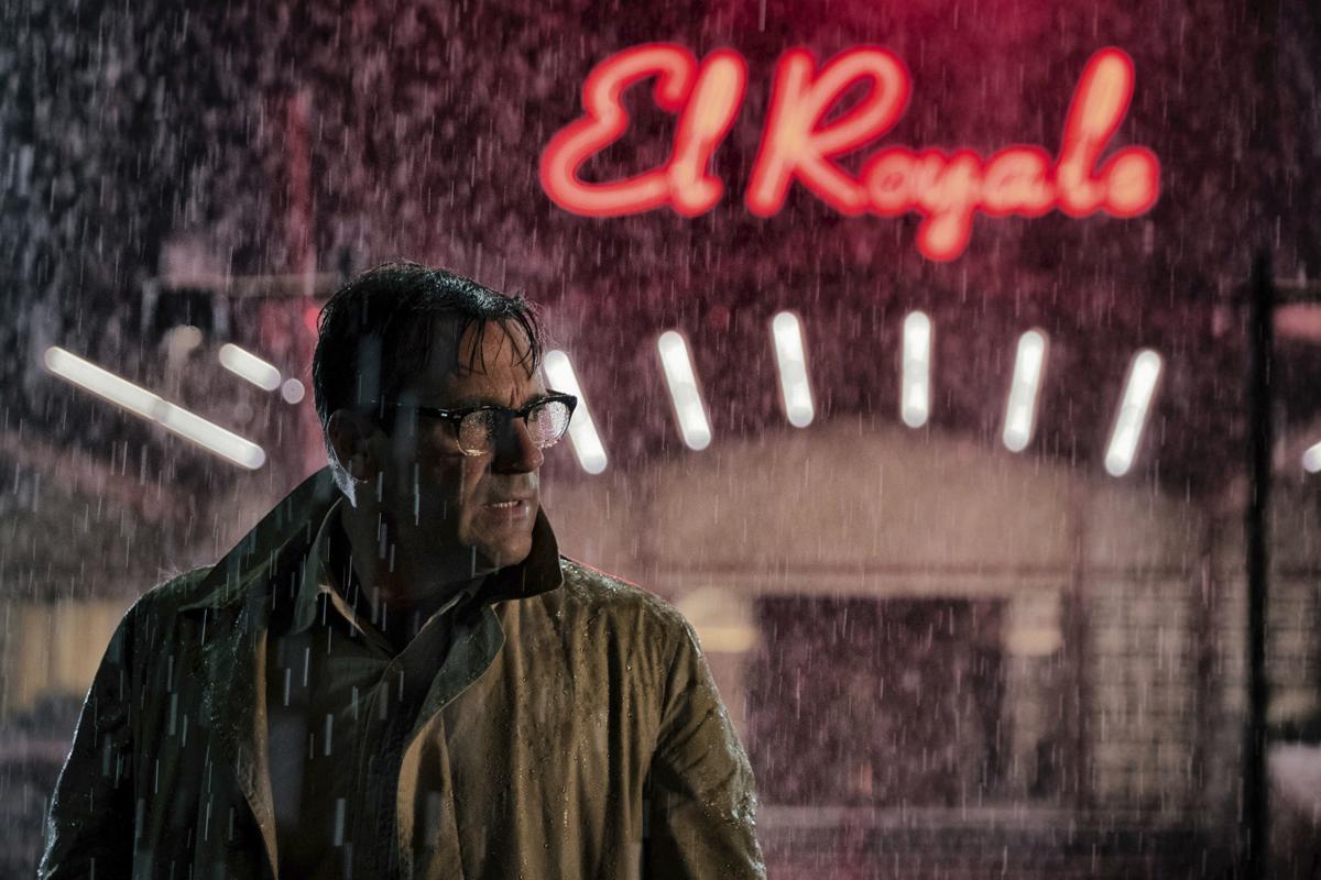 Film Review - Bad Times at the El Royal MAIN