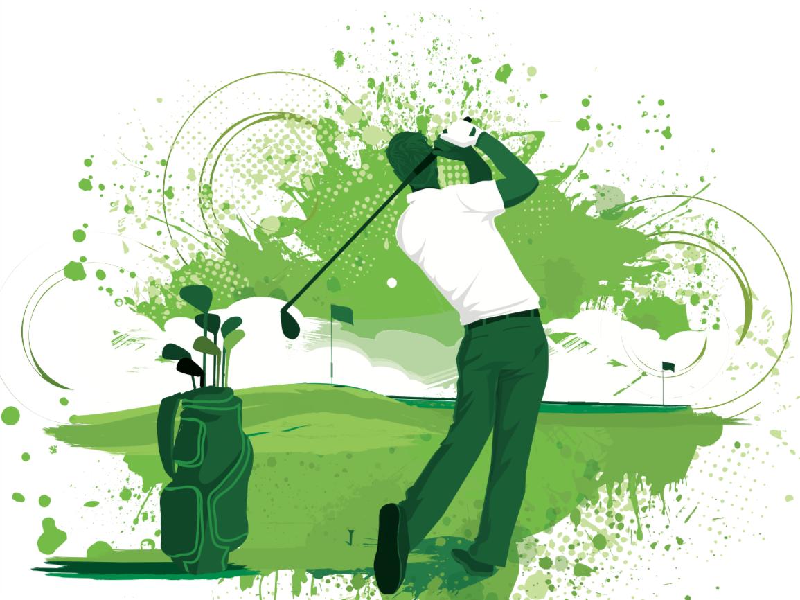 Recent golf results