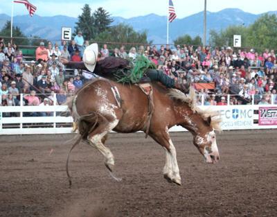 Fans fill Preston for rodeo weekend