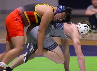ridgeline logan wrestling