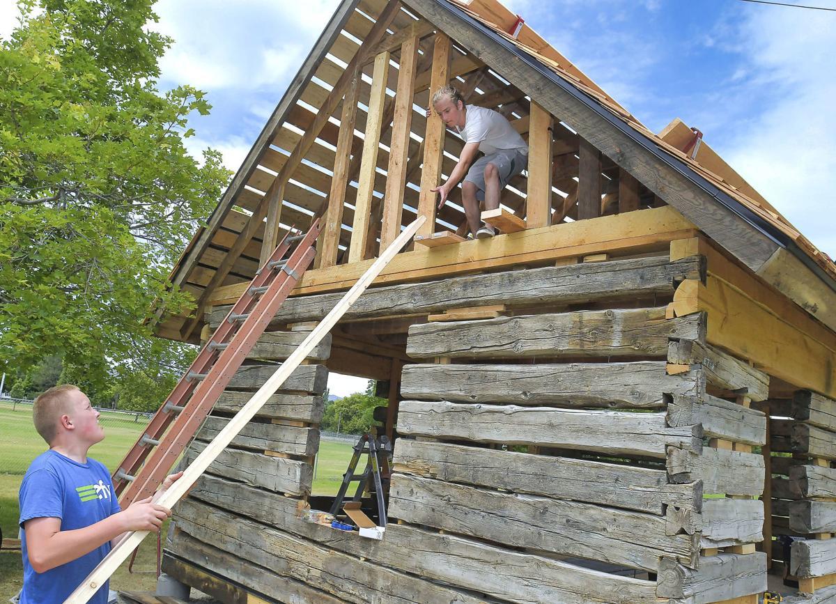 newton cabin MAIN