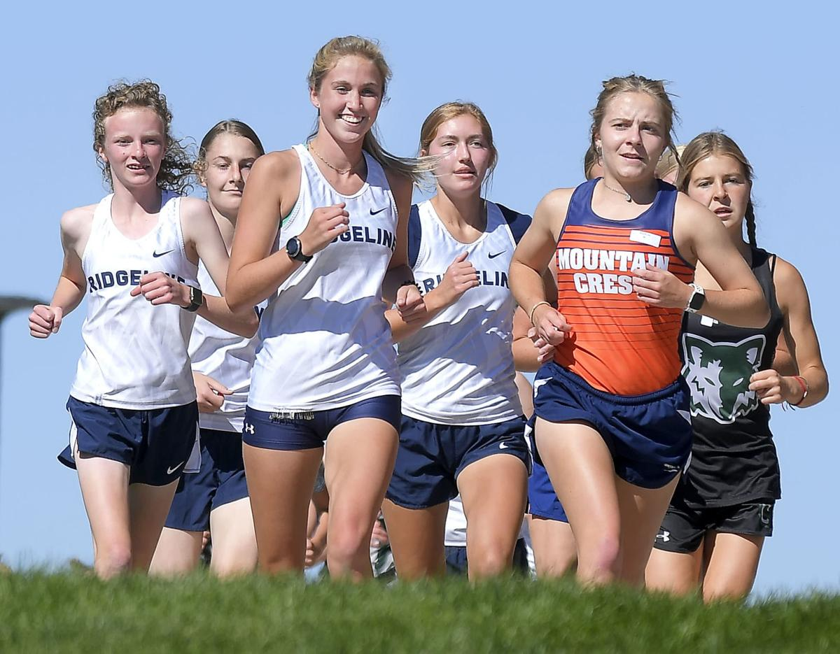 Ridgeline girls, Green Canyon boys earn cross country wins