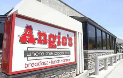 angie's outside building