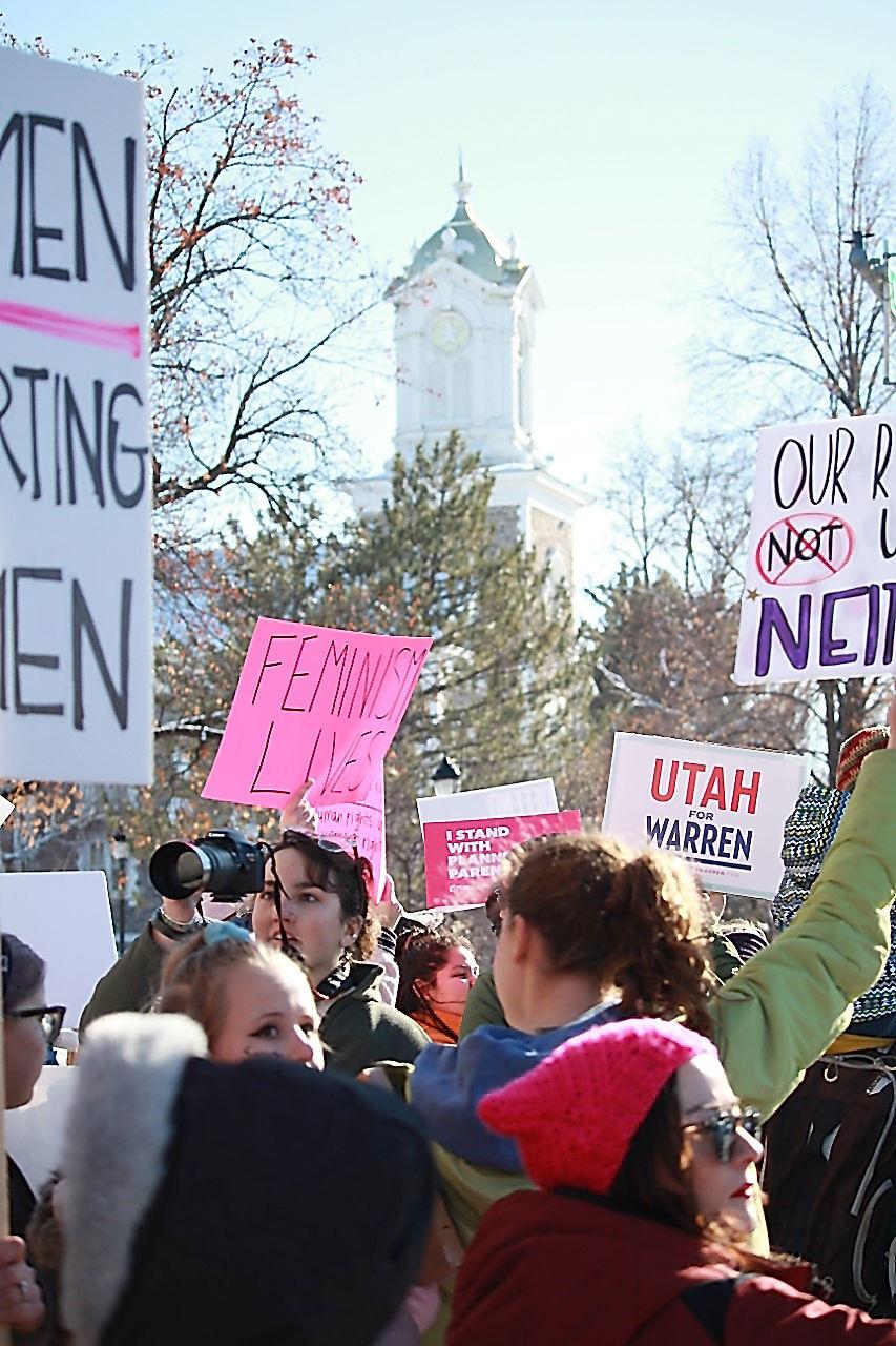 Women's March MAIN