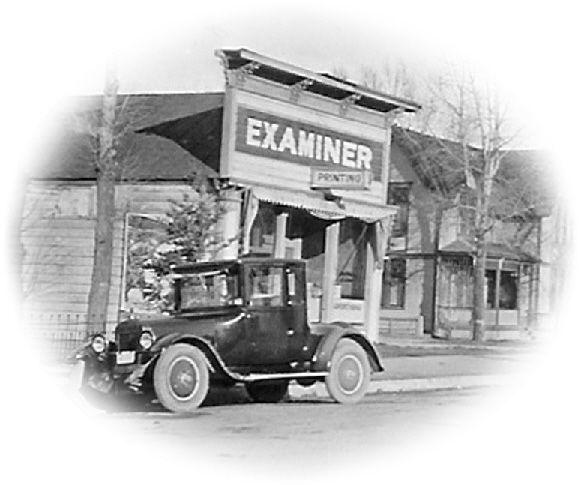 The News-Examiner celebrates its 125th Birthday