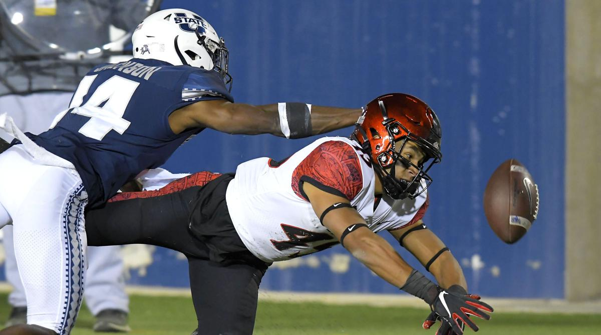 San Diego St Utah St Football SECONDARY