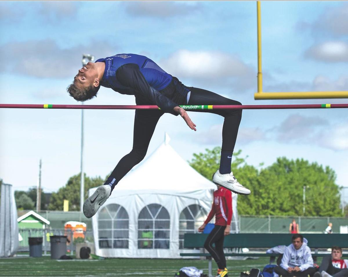 Individual PHS tracksters place high at state