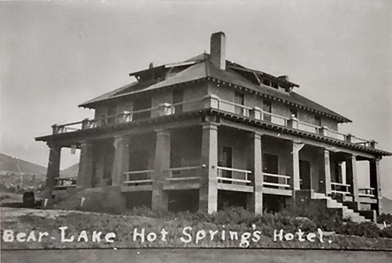 History of Hot Springs