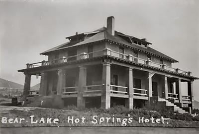 Bear Lake Hot Springs