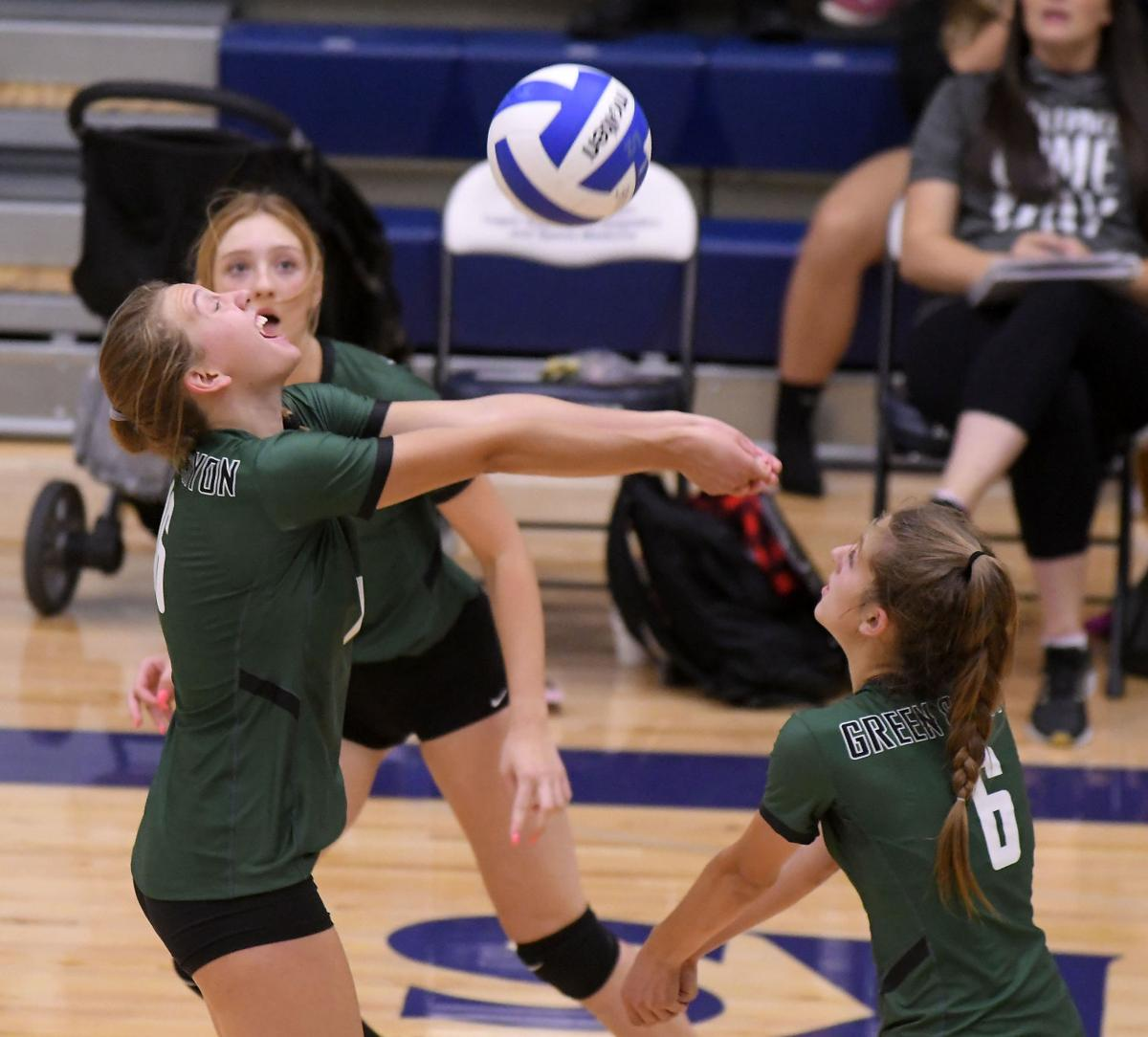 Ridgeline Green Canyon Volleyball