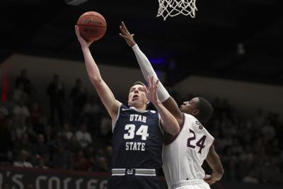 Utah St Saint Marys Basketball