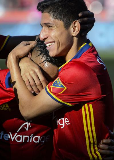 APTOPIX MLS Union Real Salt Lake Soccer