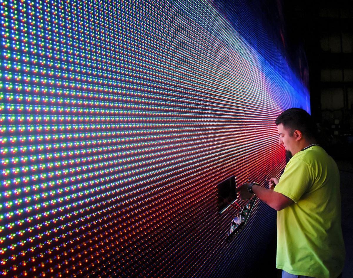 LED display giant changes name to Prismview, touts Samsung