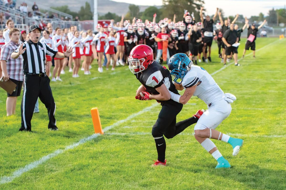 Fourth quarter miscues costly for Bear River football