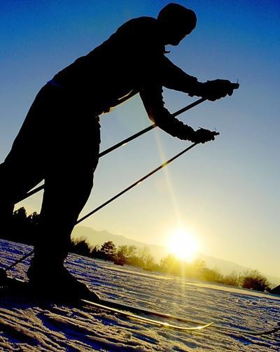 ski demo