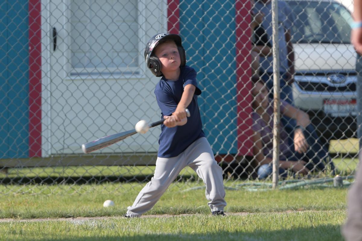 Rec baseball holds successful season