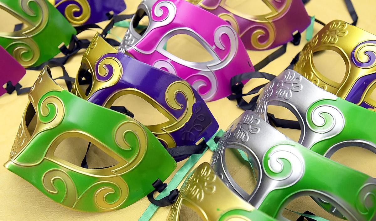 masquerade ball SECONDARY