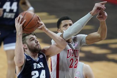 Utah St UNLV Basketball