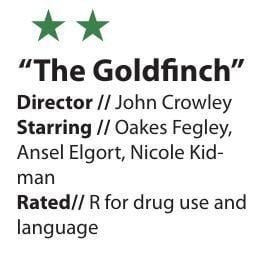 "Movie box ""Goldfinch"""