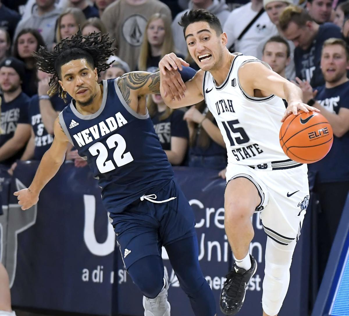 Nevada Utah St Basketball secondary