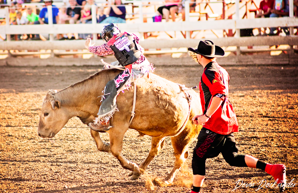 Benefit rodeo well supported