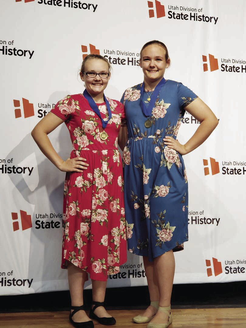 national history day girls 2