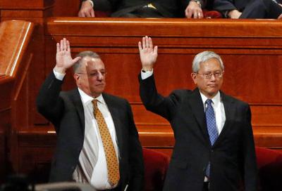 New Asian-American, Brazilian apostles