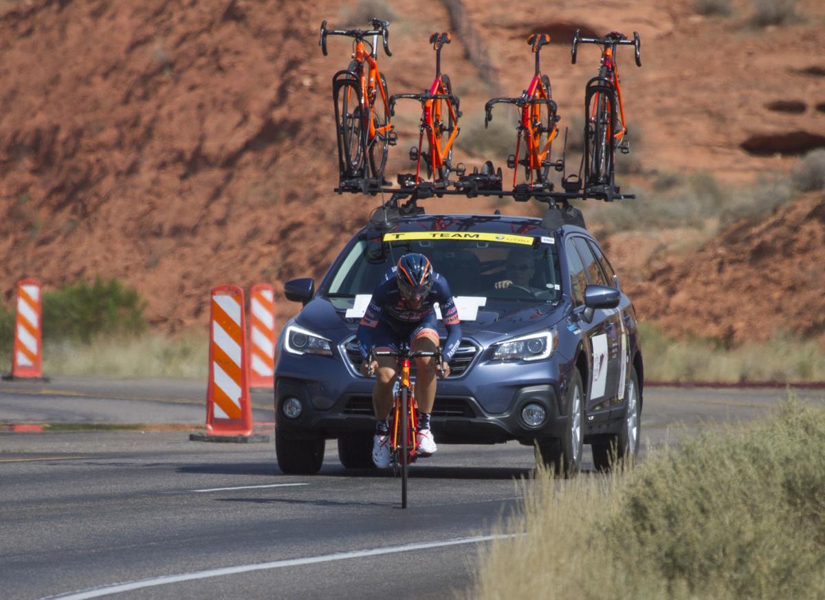 Tour of Utah Cycling