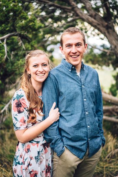 WEDDING — FIELDING-COMPTON