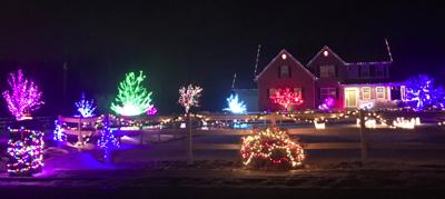 Holiday home decorating contest begins Nov. 20