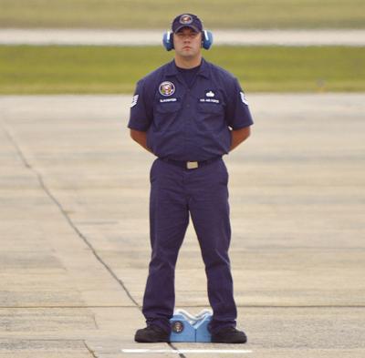 Preston native flight crew chief for Air Force One | Logan